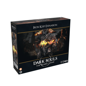 Dark Souls™ – The Board Game Iron Keep Expansion
