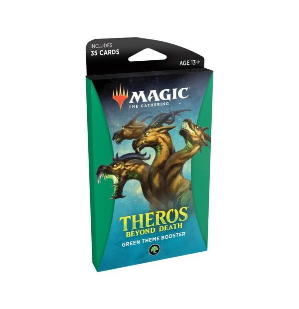 Magic the Gathering: Theros Beyond Death Green Theme Booster