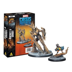 Marvel Crisis Protocol: Rocket and Groot