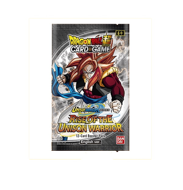 Dragon Ball Super Card Game: Unison Warrior Series: Rise of the Unison Warrior Booster