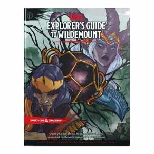 Dungeons & Dragons: Explorer's Guide to Wildemount