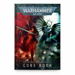 Warhammer 40,000 Core Rule Book