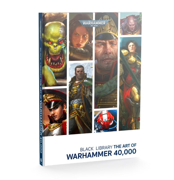 Black Library: The Art of Warhammer 40,000