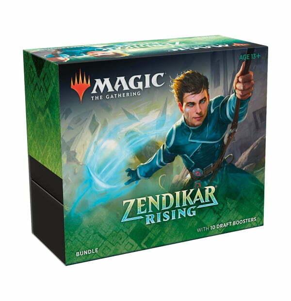 Magic the Gathering: Zendikar Rising Bundle