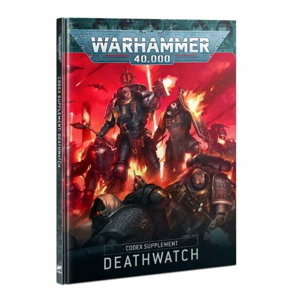 Deathwatch Codex Supplement