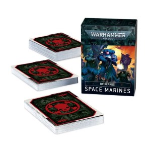 Space Marines Datacards