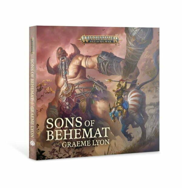 Sons of Behemat (Audio)