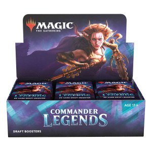 Magic the Gathering Commander Legends Booster Box