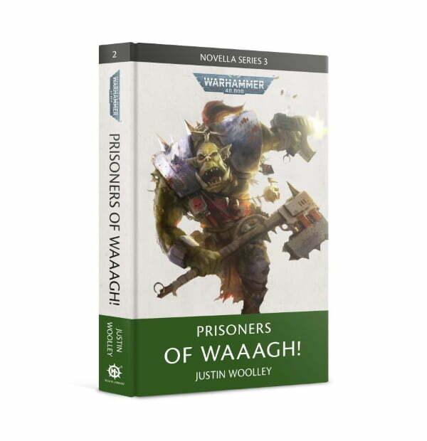Prisoners of Waaagh! (HB)