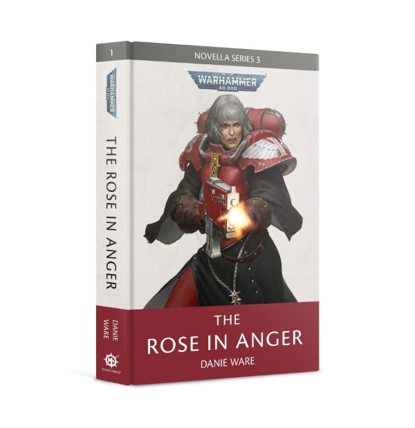 The Rose in Anger (HB)