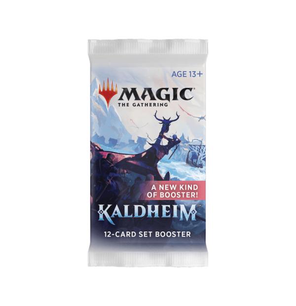 Magic the Gathering: Kaldheim Set Booster