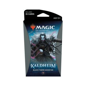 Magic the Gathering: Kaldheim Black Themed Booster