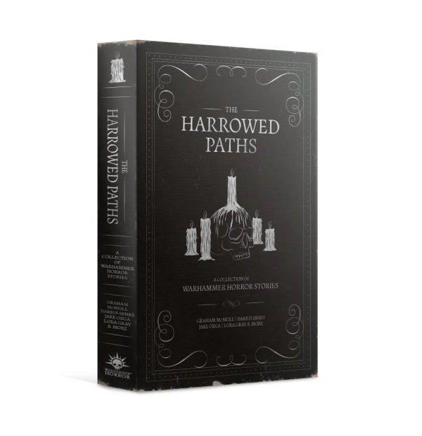 The Harrowed Paths (SB)
