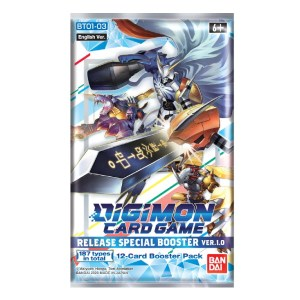 Digimon Trading Card Game: Special Booster Ver.1.0