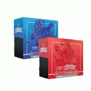 Pokémon Trading Card Game: Sword & Shield 5 Battle Styles Elite Trainer Box