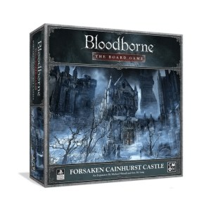 Bloodborne: The Board Game - Forsaken Cainhurst Castle