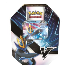 Pokémon Trading Card Game: Empoleon V Strikers Tin