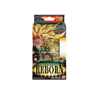 Dragon Ball Super Card Game: Darkness Reborn Reboot Starter Deck