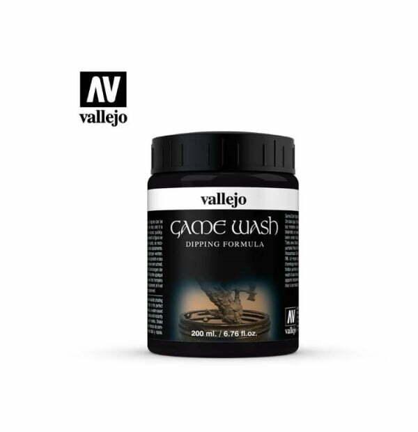 Val301 Black Wash 200ml