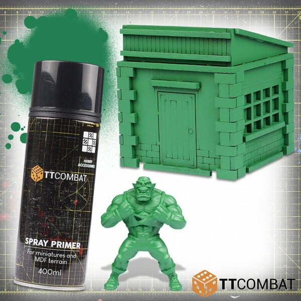 Rashaar Turquoise Spray Primer