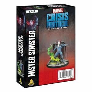 Marvel Crisis Protocol: Mister Sinister