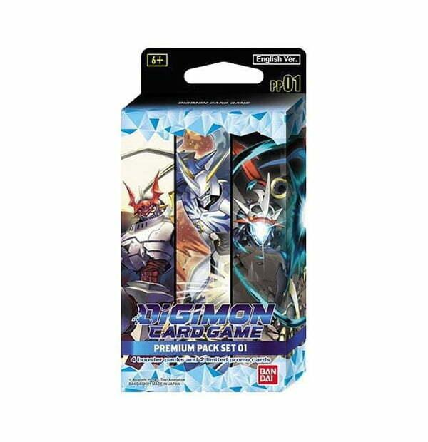 Digimon Trading Card Game: Premium Pack Set 1