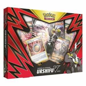 Pokémon Trading Card Games: Single Strike Urshifu V Collection Box