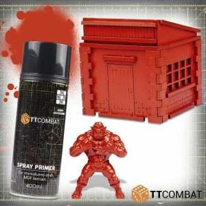 Seriously Red Spray Primer