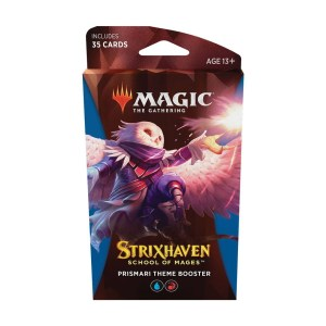 Magic the Gathering: Strixhaven: School of Mages Prismari Theme Booster