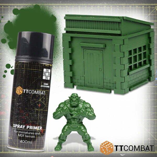 Colonial Green Spray Primer