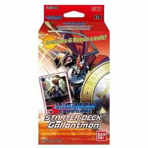 Digimon Trading Card Game: Gallantmon Starter Deck ST-7