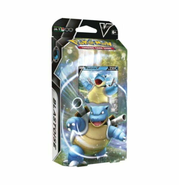 Pokémon Trading Card Game: Blastoise V Battle Deck