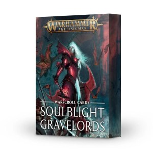 Warscroll Cards: Soulblight Gravelords