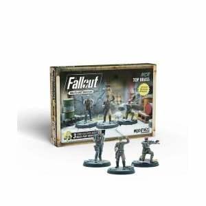 Fallout: Wasteland Warfare - NCR: Top Brass