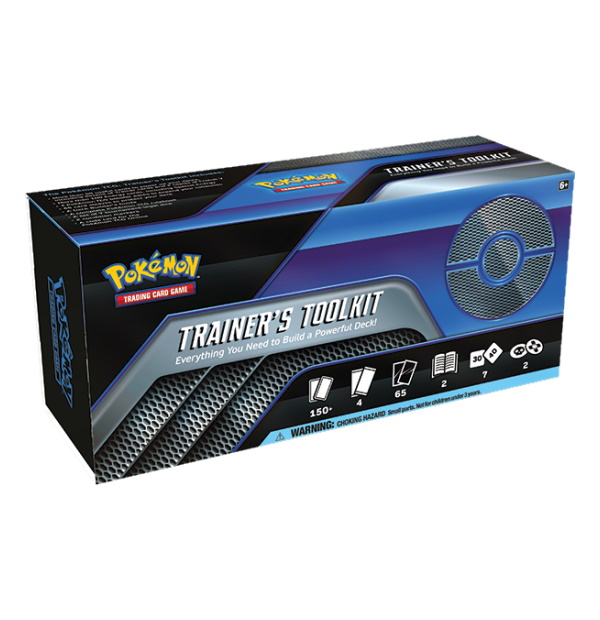 Pokémon Trading Card Game: Trainer's Toolkit