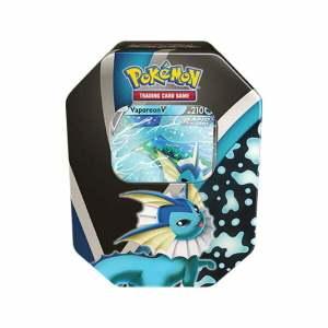 Pokemon Trading Card Game: Eevee Evolutions Vaporeon V Tin