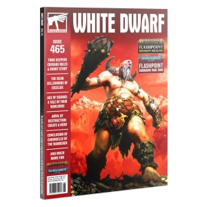 White Dwarf 465