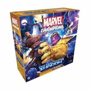 Marvel Champions: The Mad Titan's Shadow