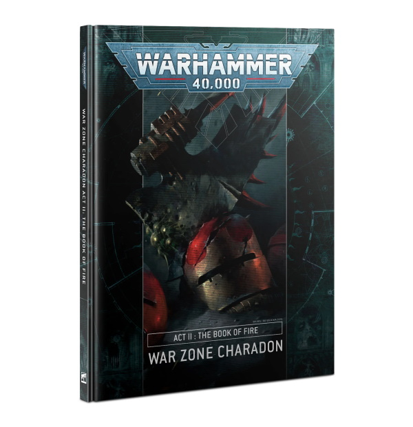 War Zone Charadon – Act II: The Book of Fire