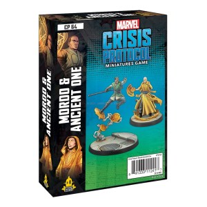 Marvel Crisis Protocol: Mordo and Ancient One