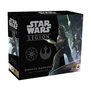 Wookiee Warriors Expansion