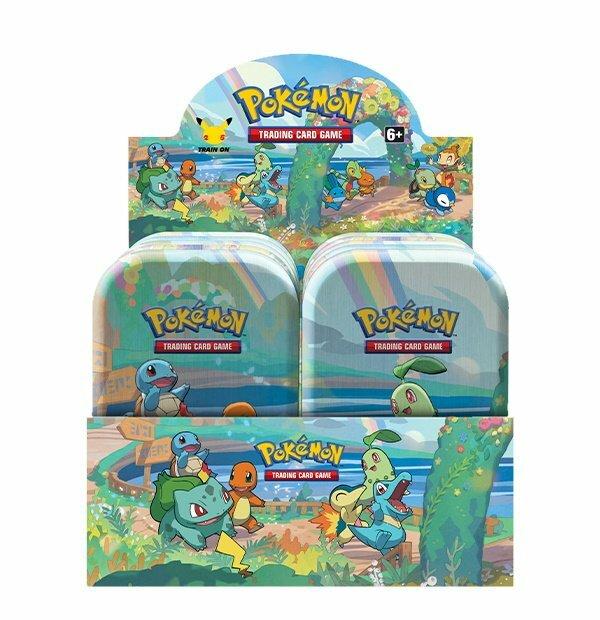 Pokémon Trading Card Game: Celebrations Mini Tin