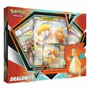 Pokémon Trading Card Game: Dragonite V Box