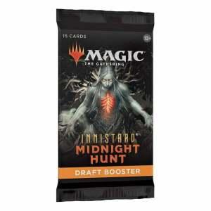 Magic the Gathering: Innistrad: Midnight Hunt Draft Booster