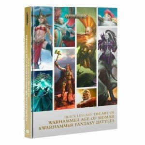 The Art of Warhammer Age of Sigmar and Warhammer Fantasy Battles