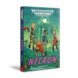 Tomb of the Necron: Book 6