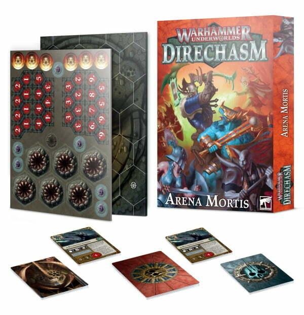 Warhammer Underworlds: Direchasm - Arena Mortis