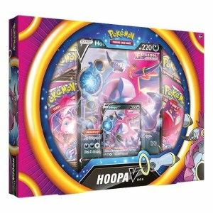 Pokémon Trading Card Game: Hoopa V Box