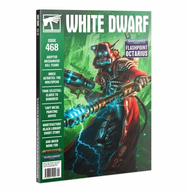 White Dwarf 468