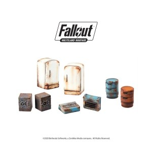 Fallout: Wasteland Warfare - Boston Searchables